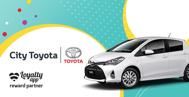 City Toyota Drives Into Loyalty App