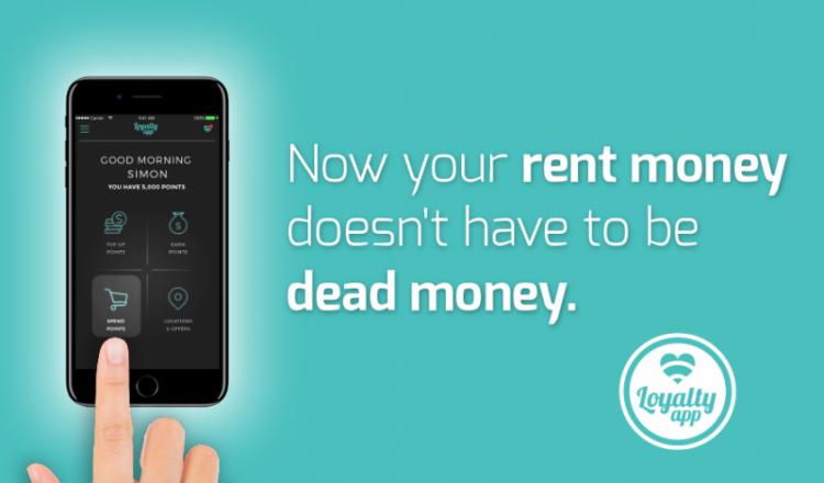 New loyalty app for 'dead money'