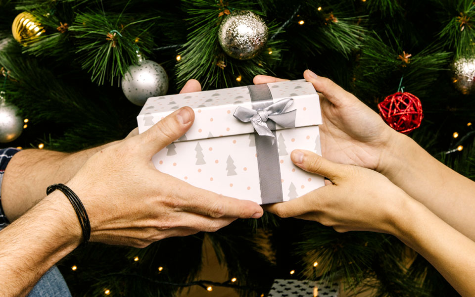 5 christmas gift ideas with loyalty app