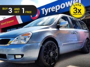 Ricards' Tyrepower offer