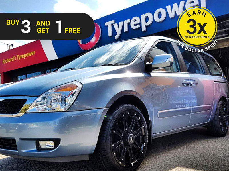 Ricards' Tyrepower offer