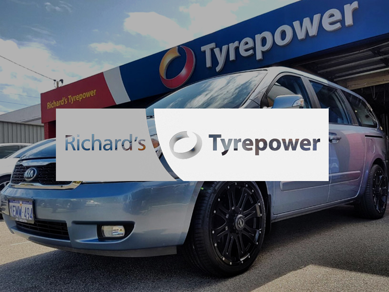Richard's Tyrepower