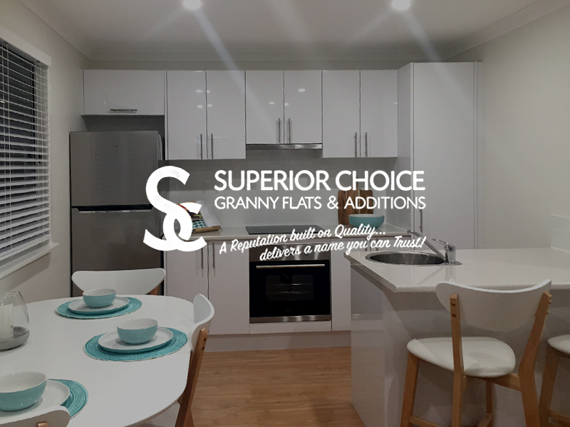 Superior Choice Granny Flats & Home Additions