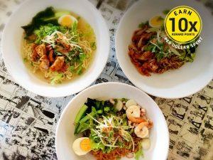 loyalty app Ah beng kopitiam indonesian food