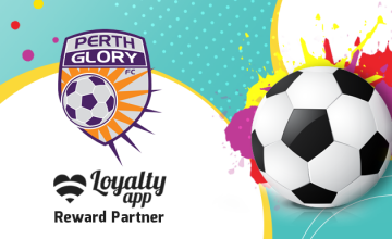 Loyalty app at the top of their game with Perth Glory partnership