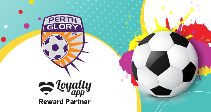 Loyalty app Perth Glory Partnership
