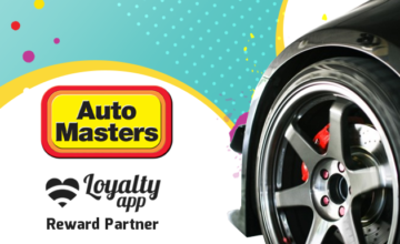 Auto Masters cruises into partnership with Loyalty app