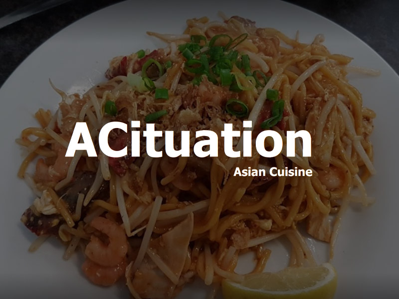 ACituation Asian Cuisine