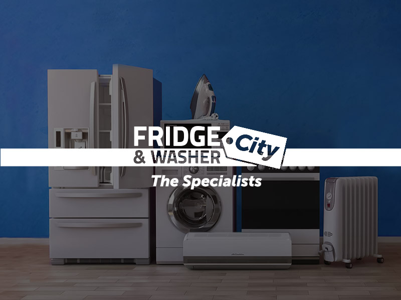 Fridge and Washer City