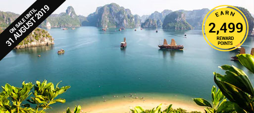 Phillipines Vietnam offers