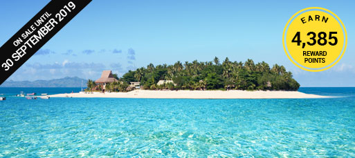 Vomo Island offer