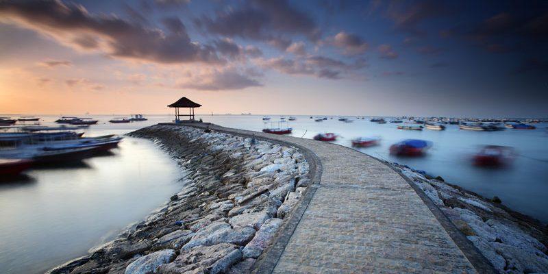 Sunrise at Tanjung Benoa Nusa Dua, Bali