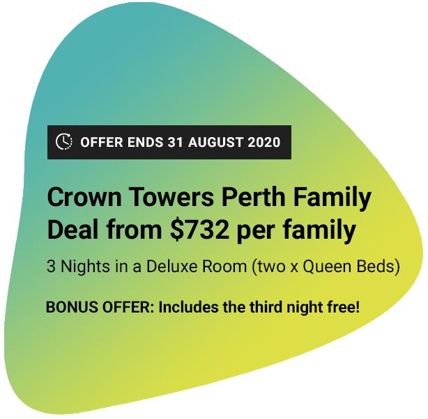 Crown Perth Deals