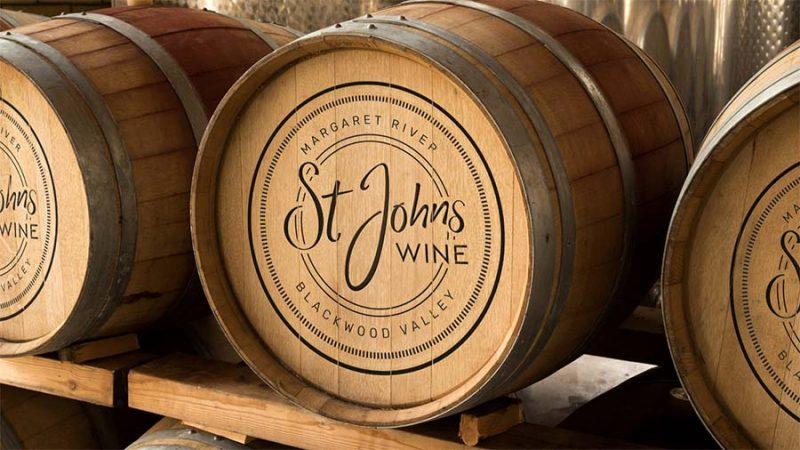 St Johns Barrels