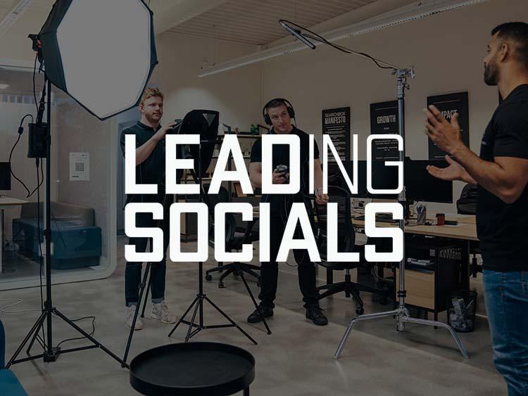 Leading Socials